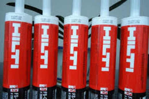 Silicone chống cháy Hilti CP606